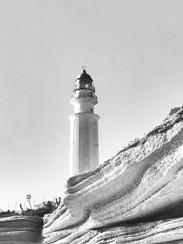 Trafalgar lighthouse. Visited July 2019