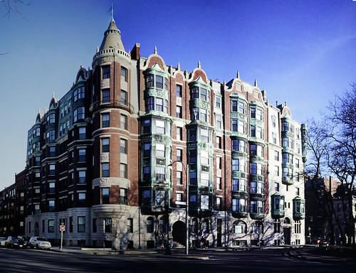 Beacon Street & Charlesgate East