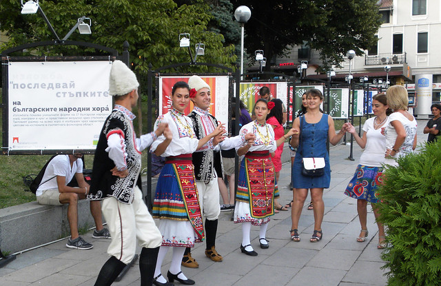 Following in the Steps of Bulgarian Folklore, BULGARIA
