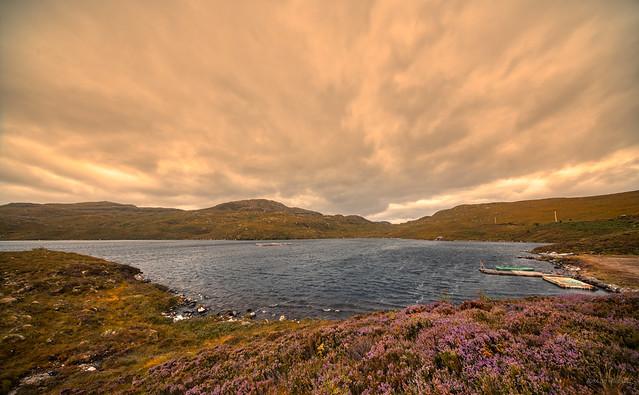 Loch Tollie, Scotland.