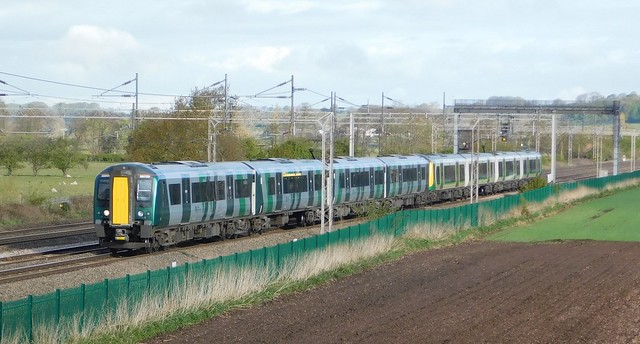 350129 + 350259 - Colton, Rugeley, Staffordshire