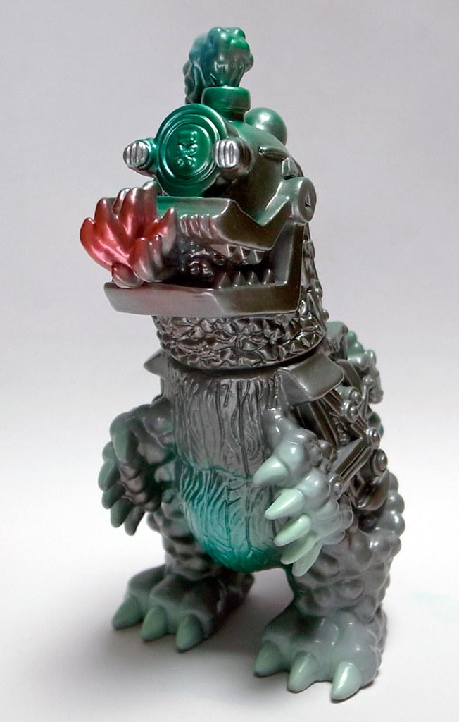 Steam Kaiju LOCOLLA 1st. color