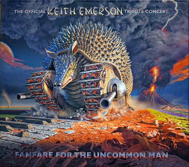 Keith Emerson Tribute Concert Artwork