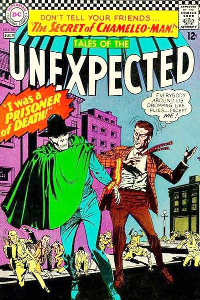 Tales of the Unexpected #95