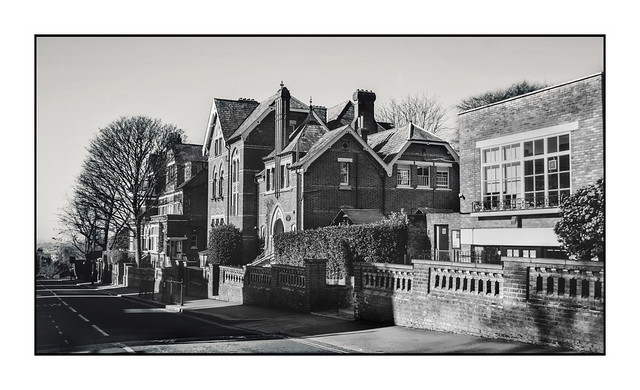 Arkwright Road Perspective …