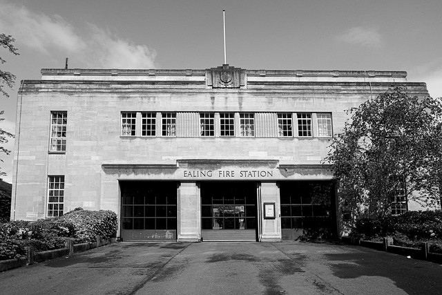 Ealing Fire Station