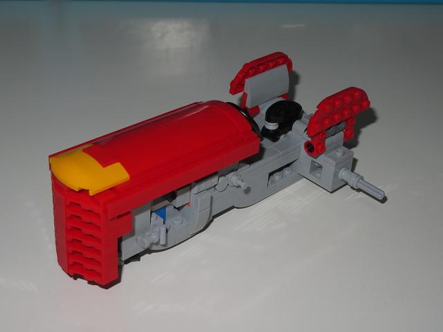4000025 Ferguson Tractor remake progress - 17/05/2021