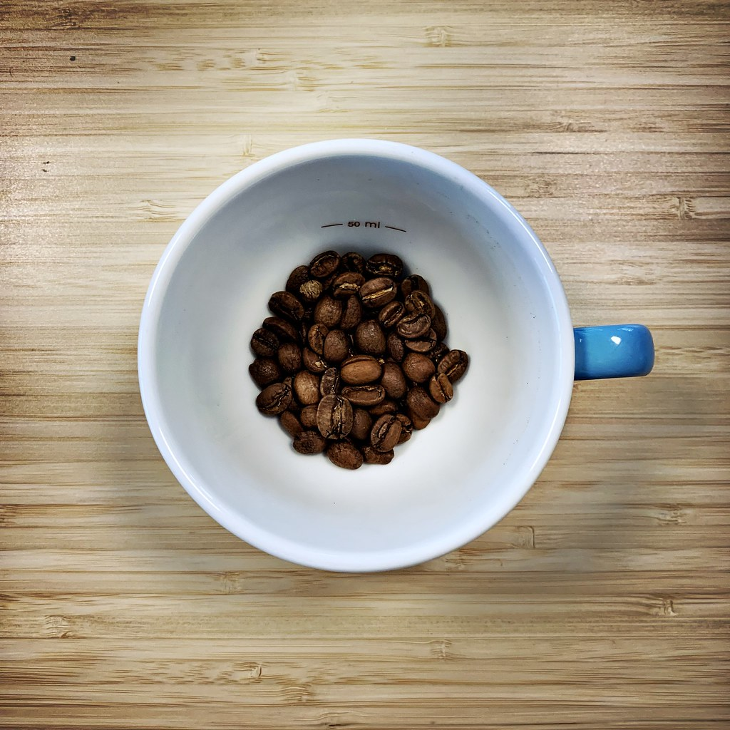 Coffee Chronicles 017 - The Beans