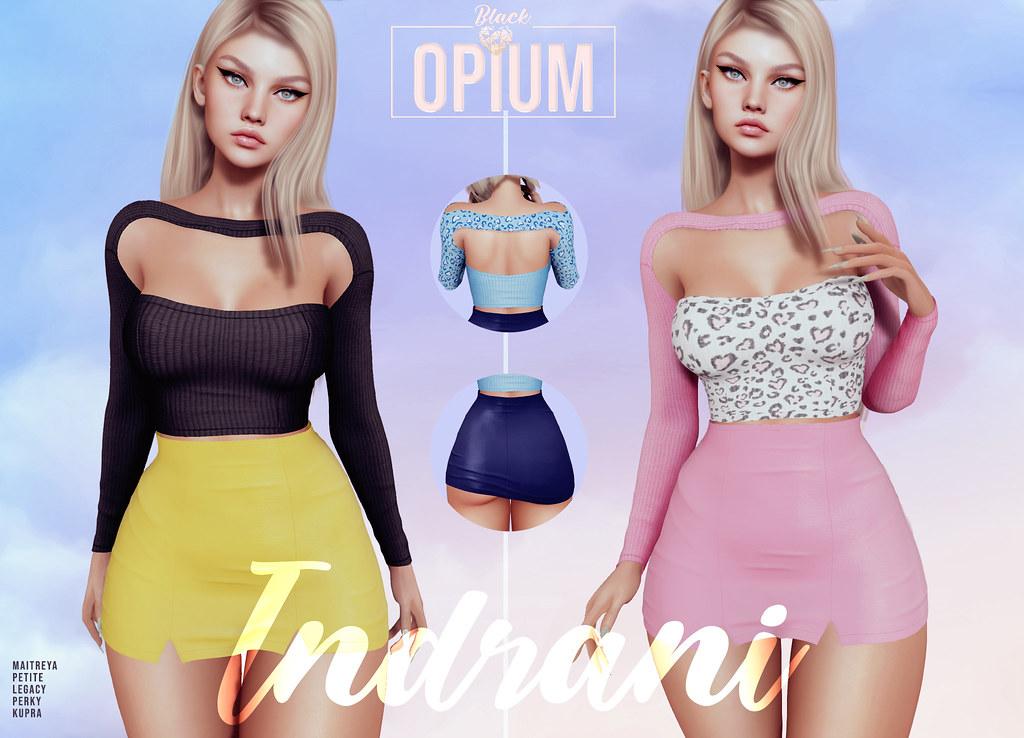 BlackOpium – Indrani