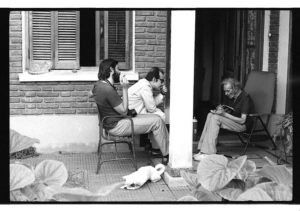 JUAN L. ORTIZ-.JORGE CONTI-.PATRICIO COLL-.PARQUE URQUIZA-CIUDAD de PARANA ENTRE RIOS-ARGENTINA-.e.courtalon-.