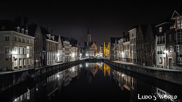Bruges la nuit, 23 (2020)