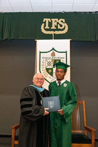 05132021 Diplomas w Dr. Peevy