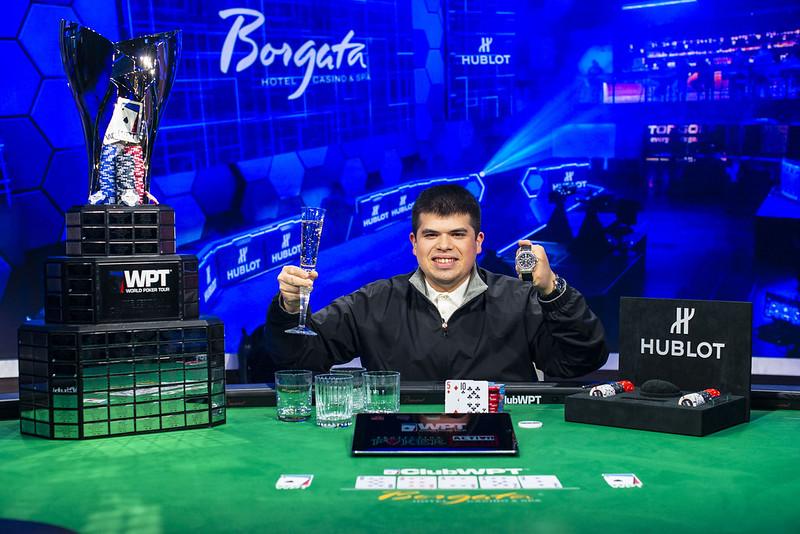 Champion Veerab Zakarian