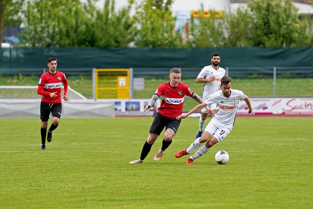 15.05.2021 | Saison 2020/21 | FC 08 Homburg | TSG Balingen