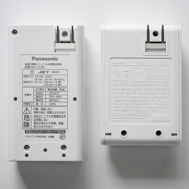 1080 Panasonic eneloop