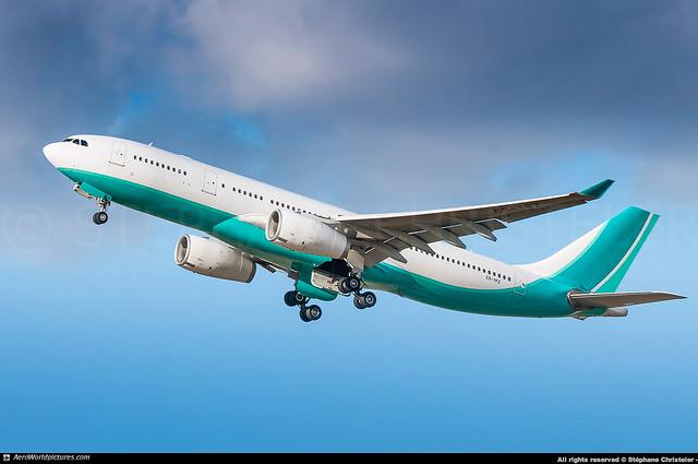 ORY.2015 | #HiFly #5K #Airbus #A330-200 #CS-TFZ | #AWP-CHR