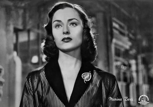 Marina Berti in Febbre di vivere (1953)