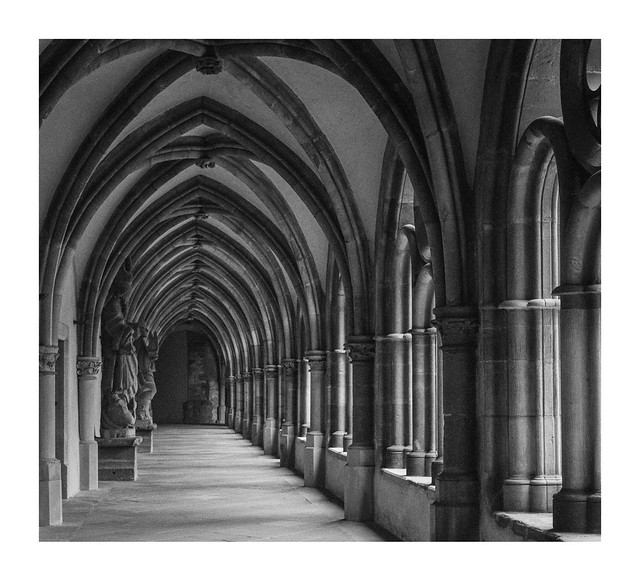 Cathedral Cloister, Trier