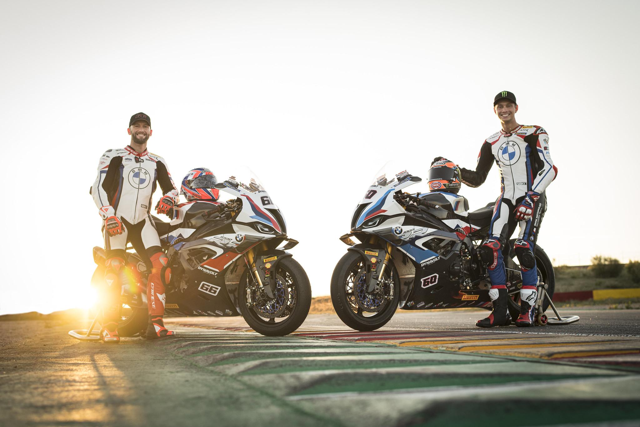 BMW Motorrad WorldSBK Team 2021