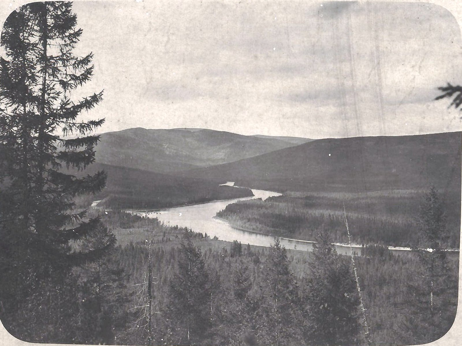 11. Река Большая Туксаньи
