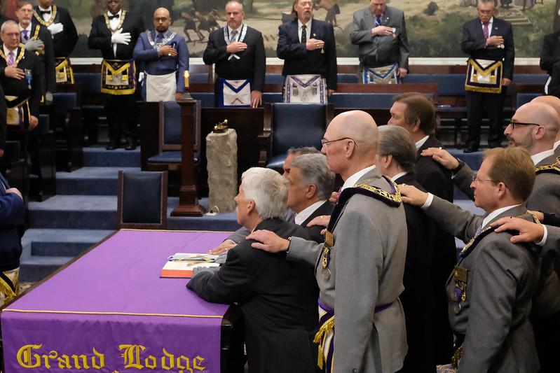 Grand Lodge Annual 2021