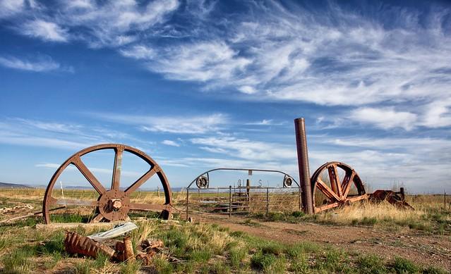 Colorado-New Mexico Border