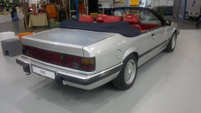 Opel Monza 3.0 E Cabriolet, Mod. 1985