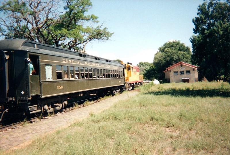 Santa Fe Southern - Lamy