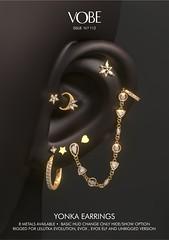 VOBE - Yonka Earrings @Tres Chic