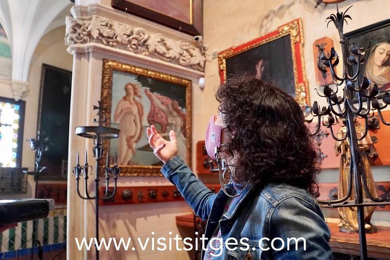"Visitas guiadas ""En Clave Feminista"" Museo del Cau Ferrat – Sitgestiu 2021"