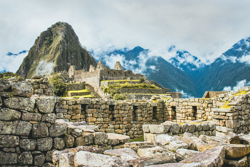 Machu Picchu UNESO