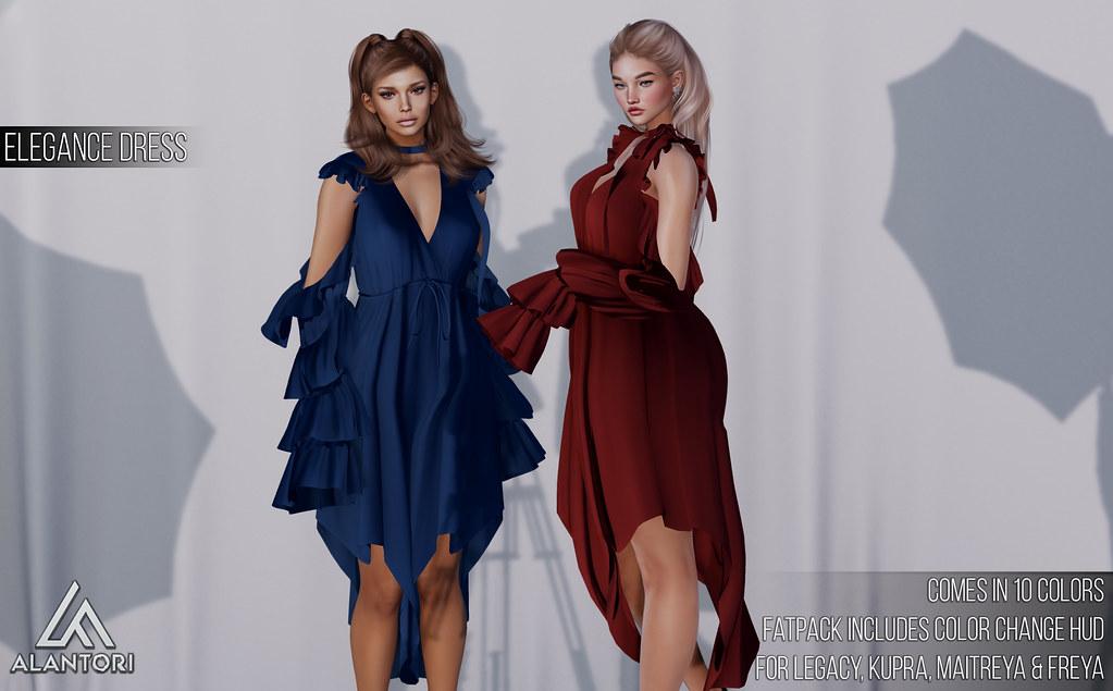 ALANTORI | Elegance Dress