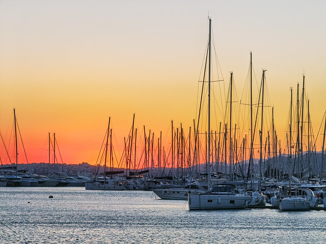 marina of alimos
