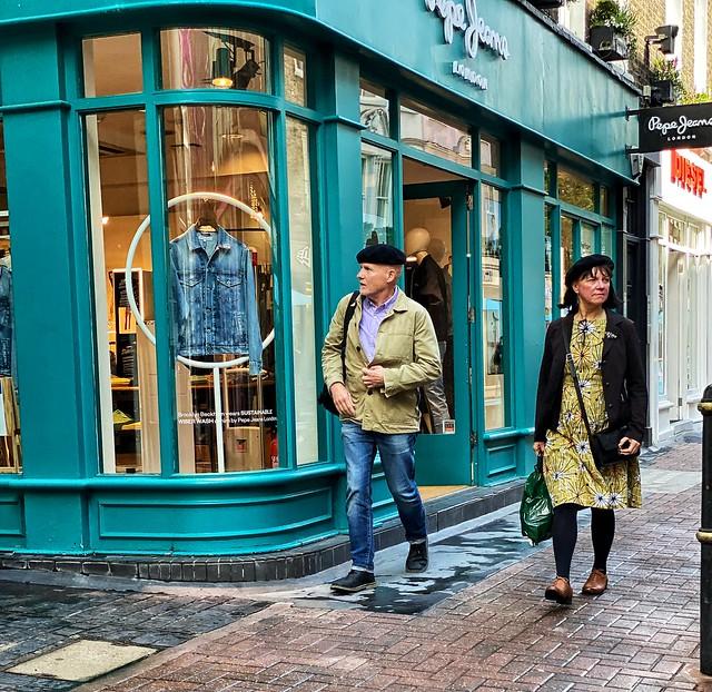 Carnaby Street Couple