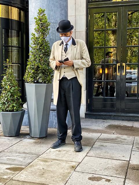 Mayfair Doorman