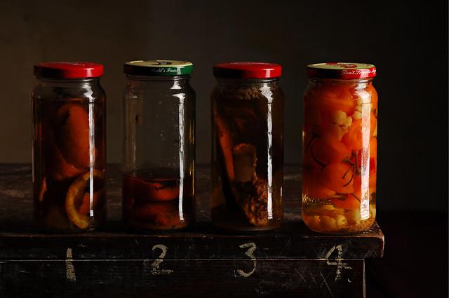 Four Jars