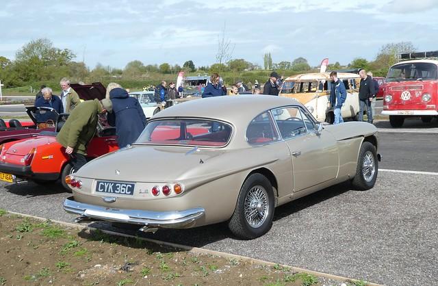 Jensen C-V8 (1965)