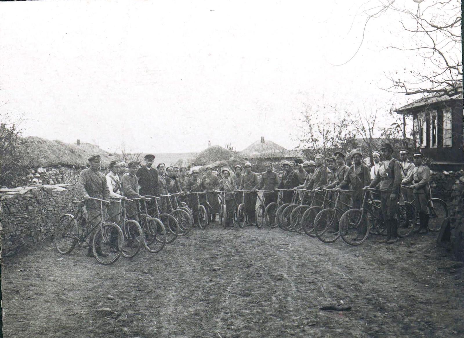 341. 1919. 2-й Офицерский генерала Дроздовского стрелковый полк