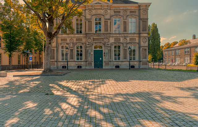 Koningin Wilhelmina Paviljoen, Breda, The Netherlands.