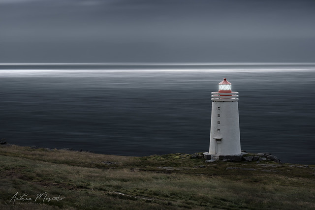 Skardsviti Lighthouse (Iceland)