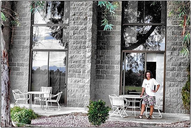 Scottsdale Arizona - Raddison Resort Hotel -