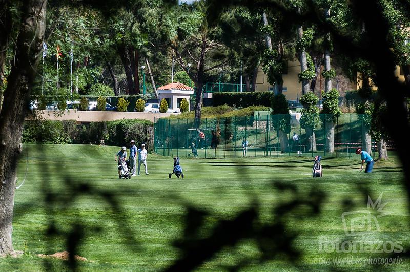 Área recreativa El Sotillo en Villaviciosa de Odón