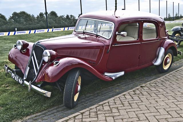 Citroën Traction Avant 11 Normal 1953 (2730)