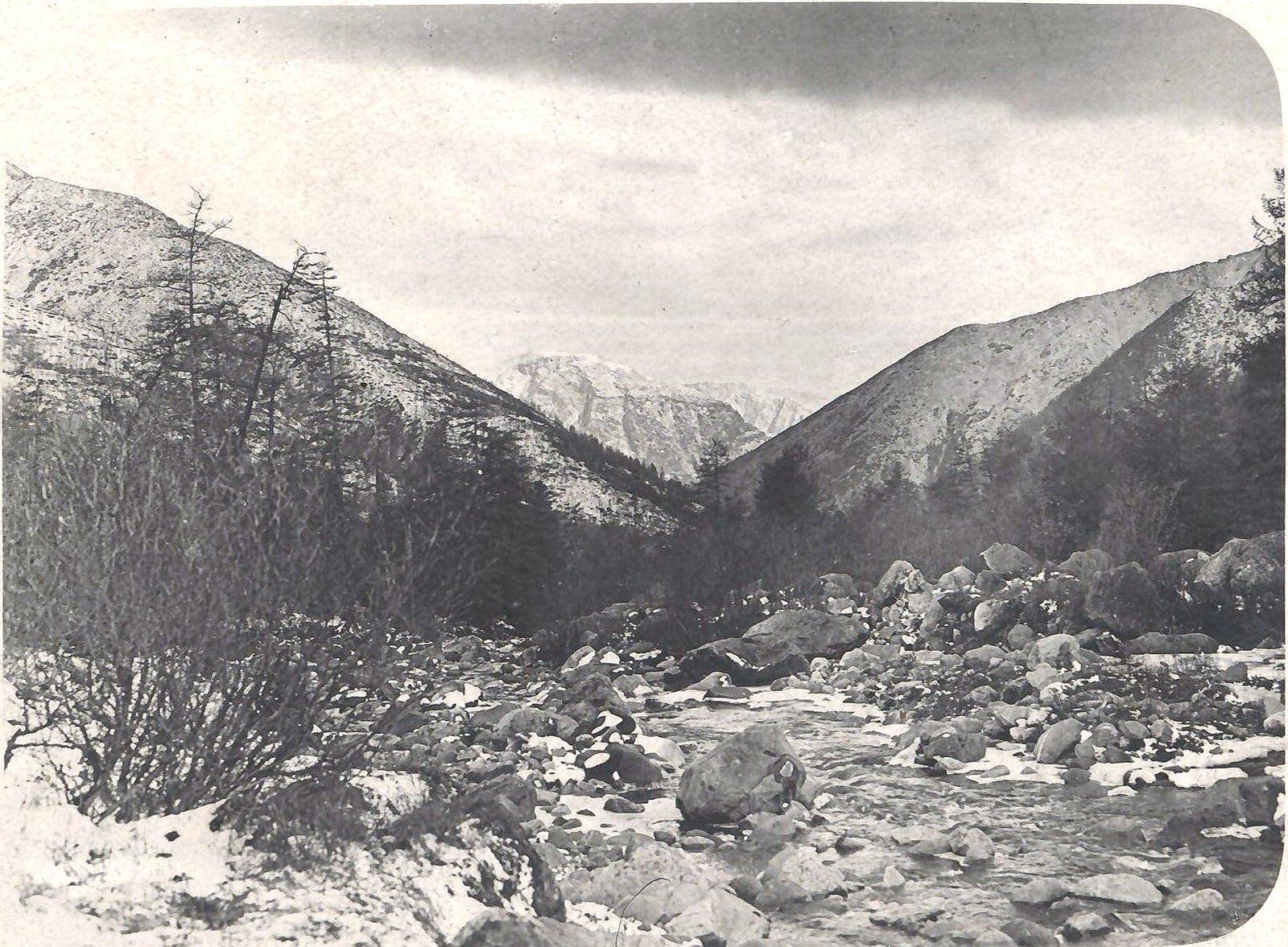 08. Ключ, впадающий в реку Малую Туксаньи