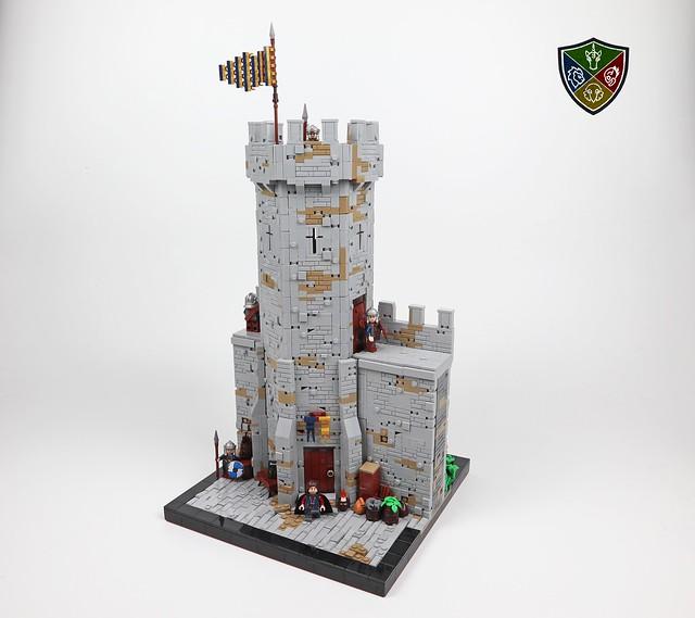Citizen rank build[Fractured kingdoms]