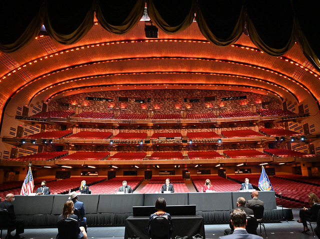 Governor Cuomo Announces Reimagined Tribeca Festival to Feature Radio City Music Hall Reopening at 100% Capacity For Festival's Closing Night on Saturday, June 19