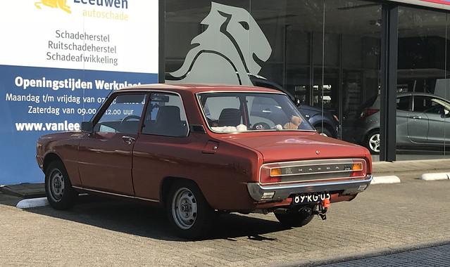 1977 Mazda 1300 89-RG-03