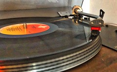 The Turntable is BACK in Action