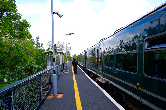South Greenford Station