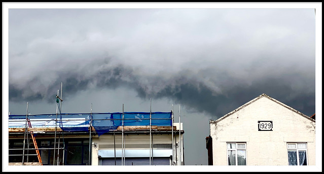 Storm Approaching!